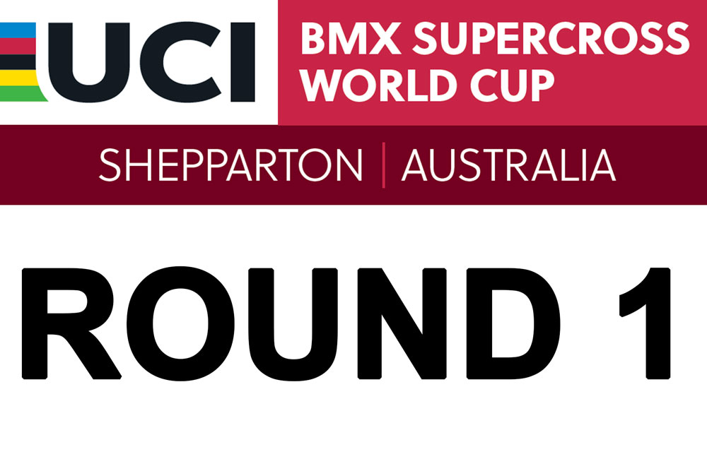 2020 UCI BMX Supercross World Cup – Round 1 – Shepparton, Australia.