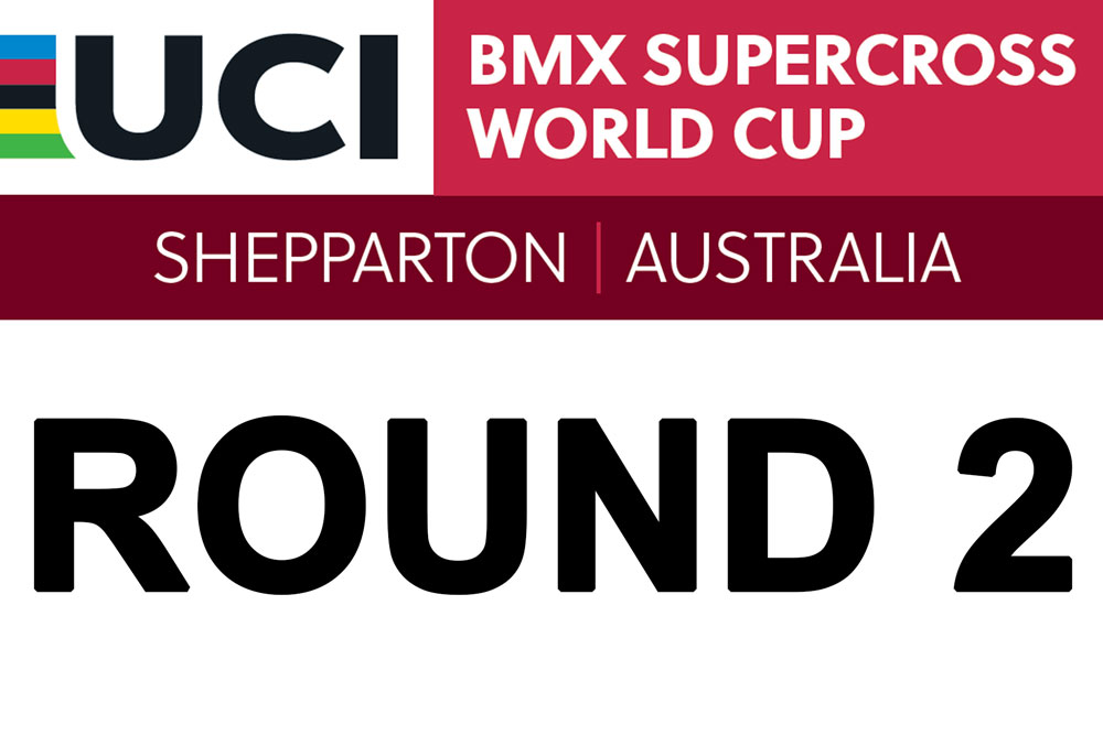 2020 UCI BMX Supercross World Cup – Round 2– Shepparton, Australia.